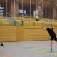 Projekt Volleyball macht Schule: Hallen-Biathlon . Wolfsgrube Suhl 11.02.2019