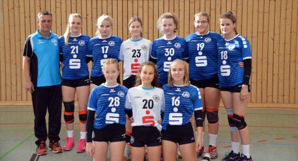 VfB 91 Suhl U18 weiblich (Team 2019/20)