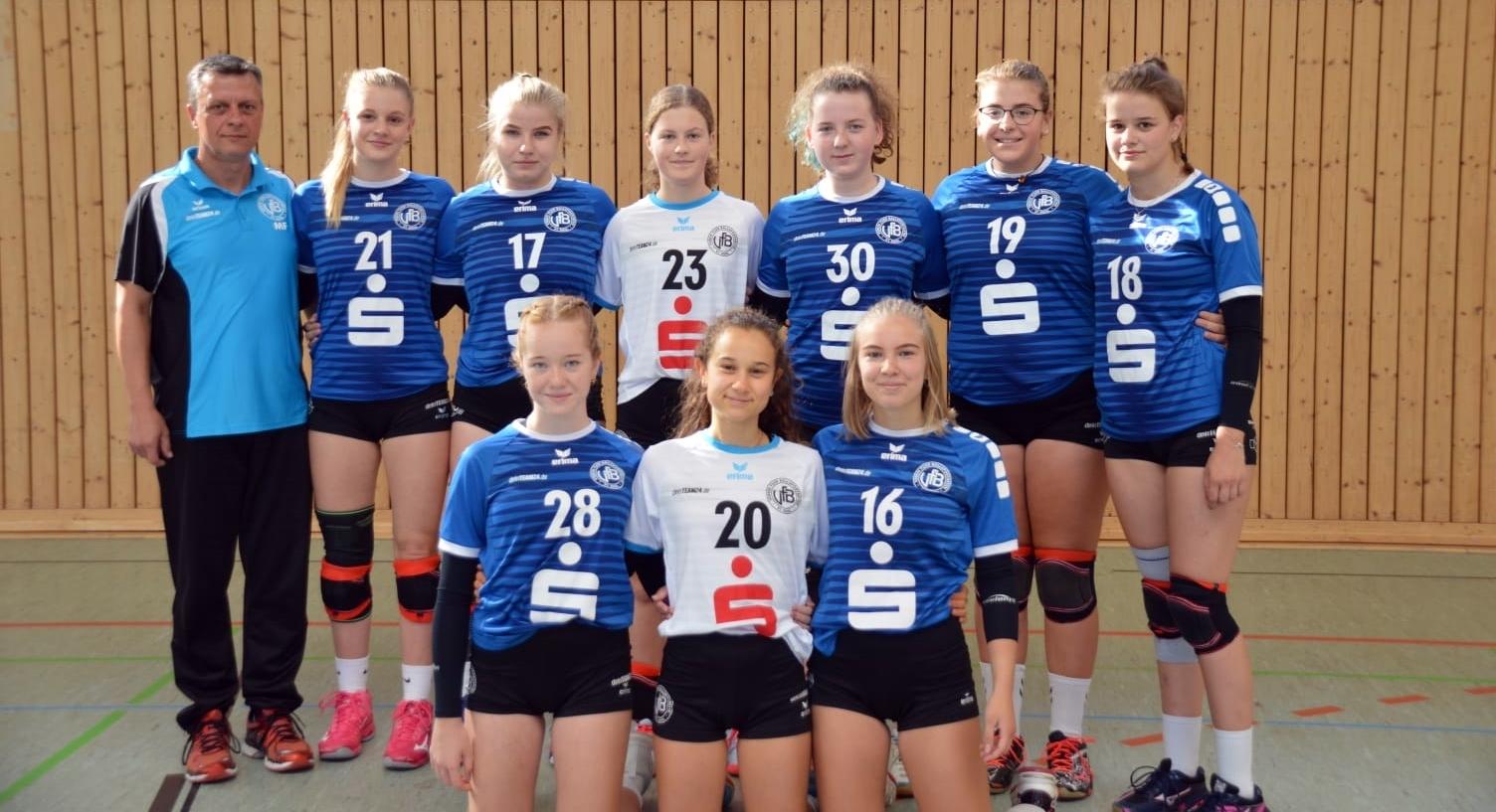 VfB 91 Suhl U18 Frauen (Team 2019/20)