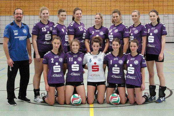 VfB 91 Suhl Team 2 (2016-17)