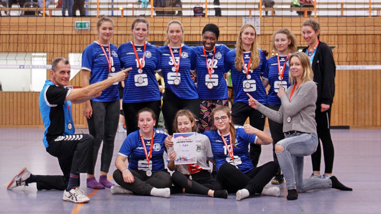VfB 91 Suhl U20: 3. Platz bei der Thüringer Landesmeisterschaft 2018 (Foto: JA)