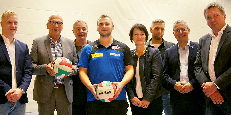 VfB 91 Suhl: Projekt Volleyball macht Schule