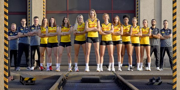 VfB Suhl LOTTO Thüringen . Team 2020-21 (Foto: Frank Melech)