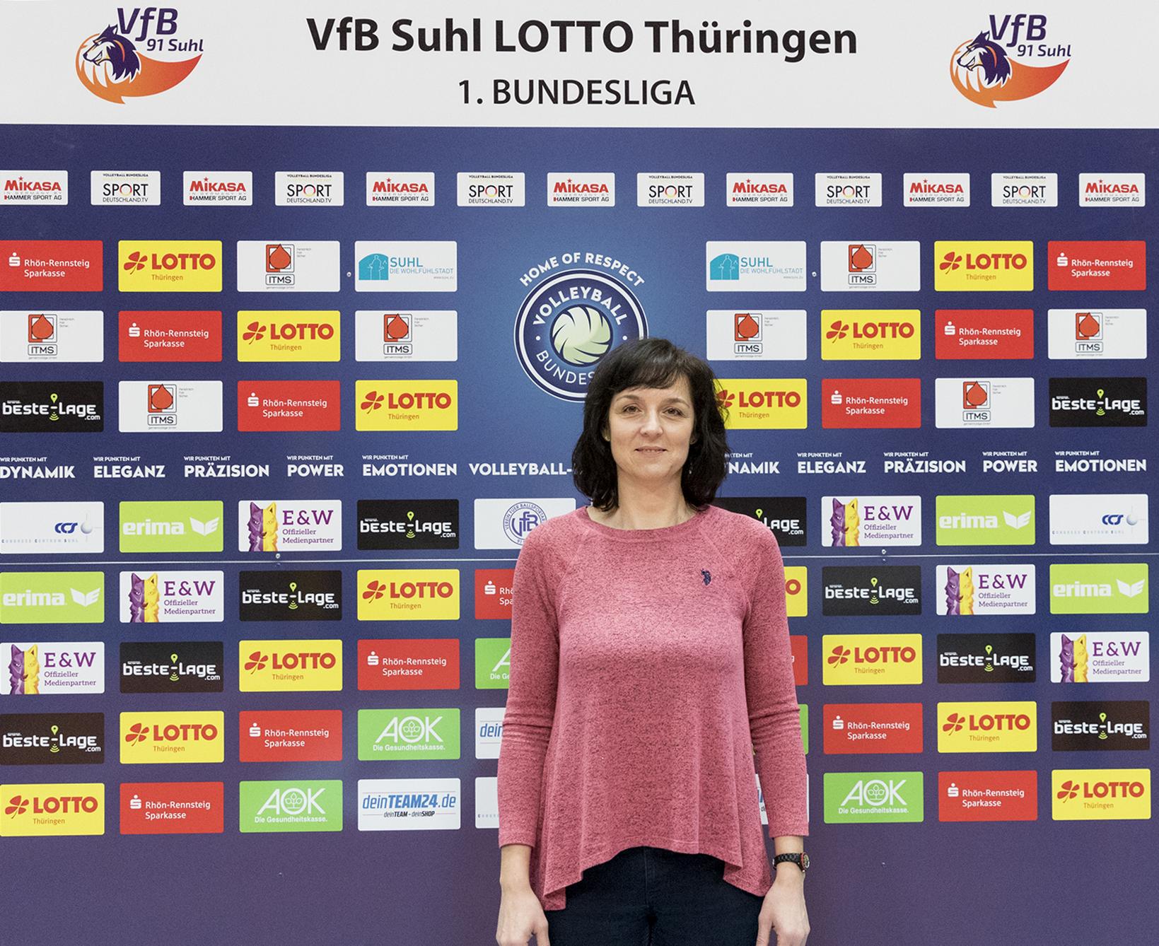 Annamaria Polgar - VfB-Projekt Volleyball macht Schule