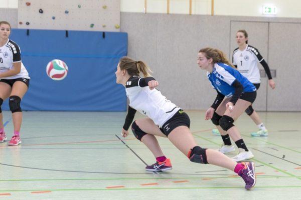 Volleyball Verbandsliga Süd: VfB 91 Suhl 3 . Sporthalle Perthes-Gymnasium Friedrichroda 26.01.2019