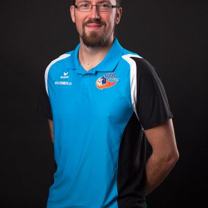 Mathias Fritsch . Trainer VfB 91 Suhl (Foto: Anja Hüttner)