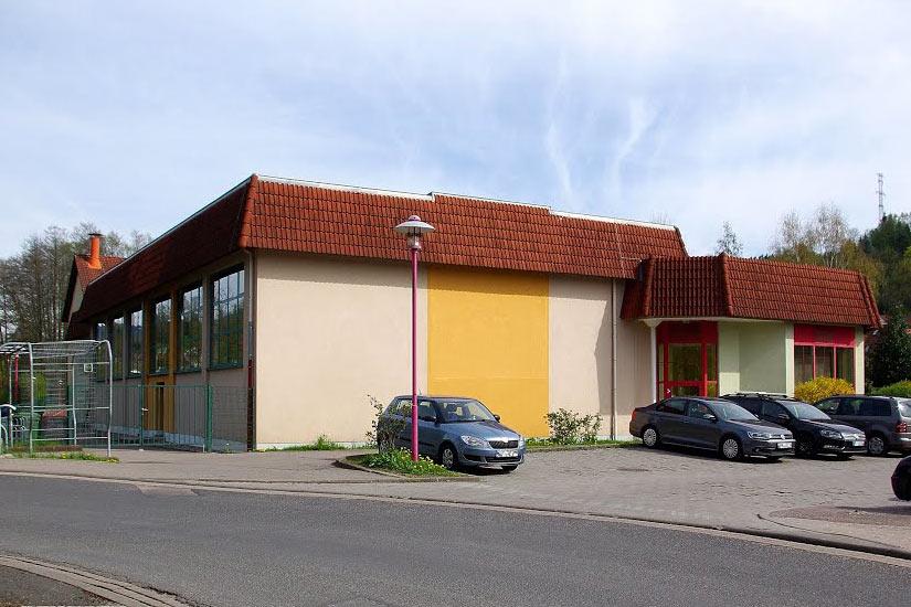 Sporthalle Grundschule Suhl-Heinrichs