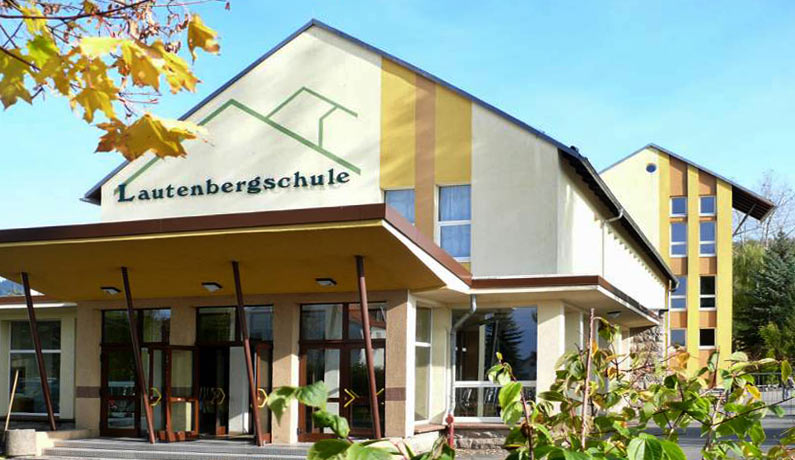 Sporthalle Lautenbergschule Suhl