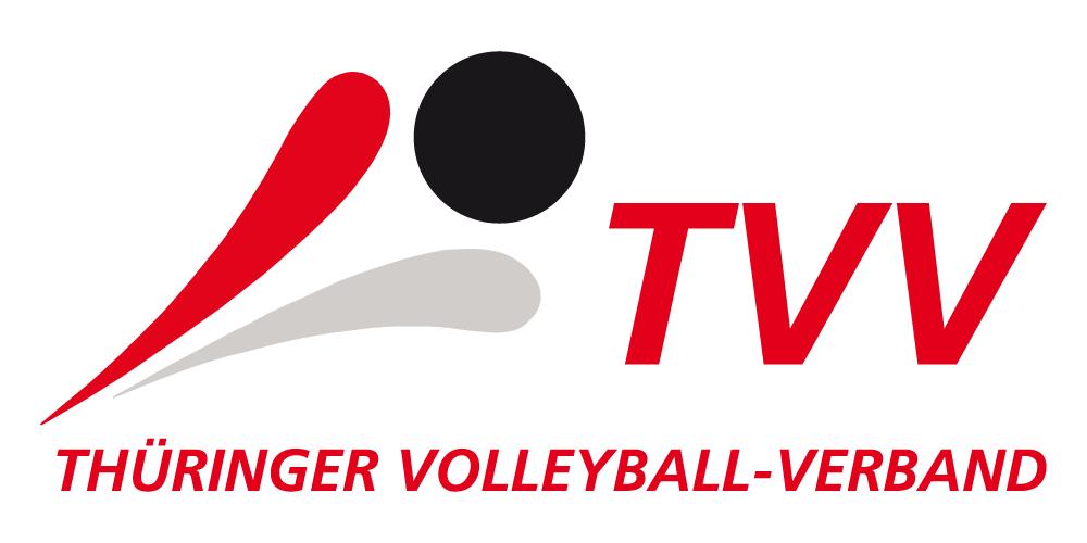TVV Logo (Thüringer Volleybal-Verband)