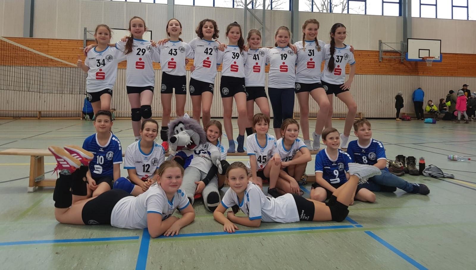 VfB 91 Suhl U12 . 19.01.2020 Sporthalle