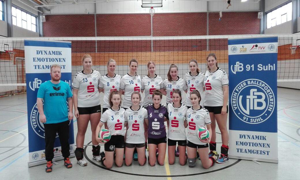 VfB 91 Suhl Volleyball Frauen