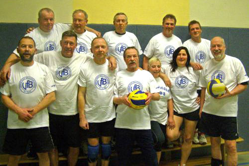 Netzgrabscher . Team 2013-14