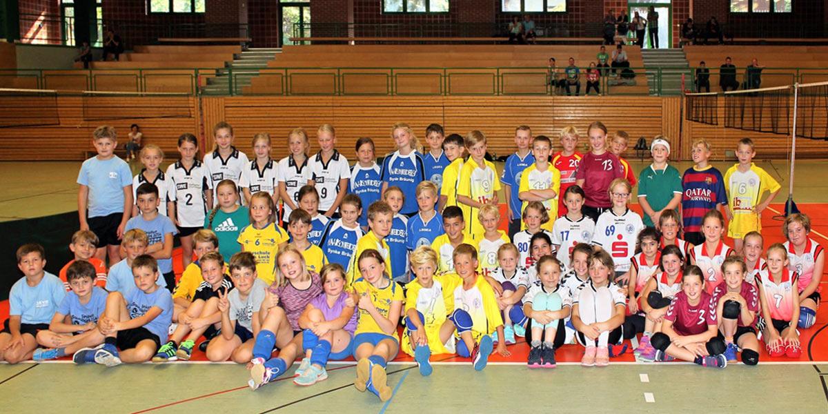 Gruppenbild der Thüringer U12 beim Trainingstag in Suhl (25.09.2016)