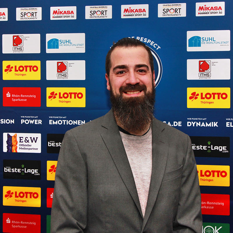 René Krug . Fanclub VfB 91 Suhl