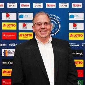 Ulf Greiser . Beisitzer VfB 91 Suhl