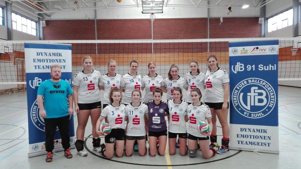VfB 91 Suhl 2 . Thüringenliga