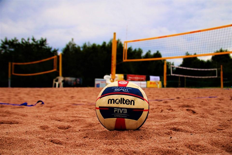 Beachanlage im Sportcenter Suhl (Foto: Jens Albrecht)