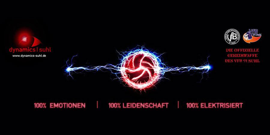 Dynamics Suhl . Fanclub des VfB 91 Suhl