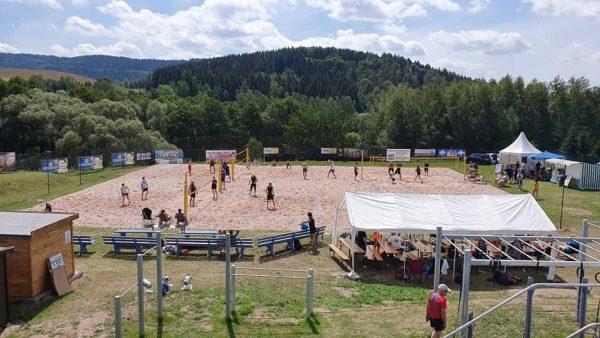 Beachanlage im Sportcenter Suhl (Foto: Mario Krieg)