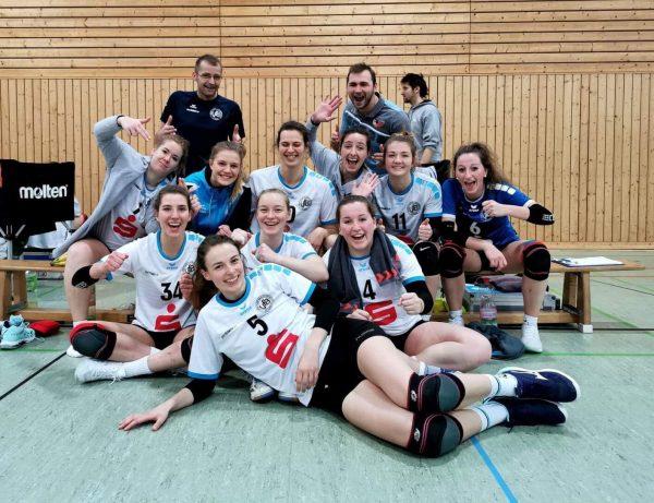 TVV-Pokal Viertelfinale: VfB 91 Suhl 2 . 19.01.2020 Sporthalle