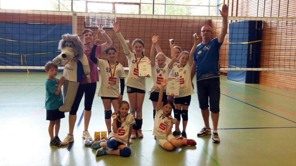 Volleyball Mitteldeutsche Meisterschaften 2018: U12