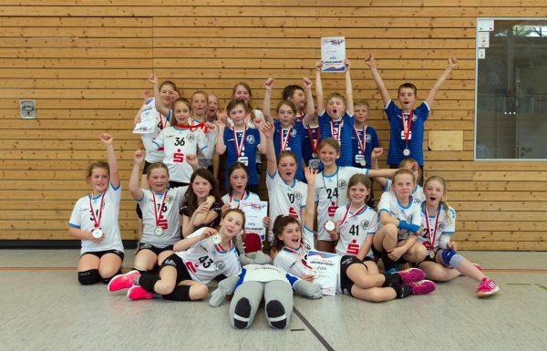 VfB 91 Suhl U12 . Thüringer Landesmeisterschaft 2019