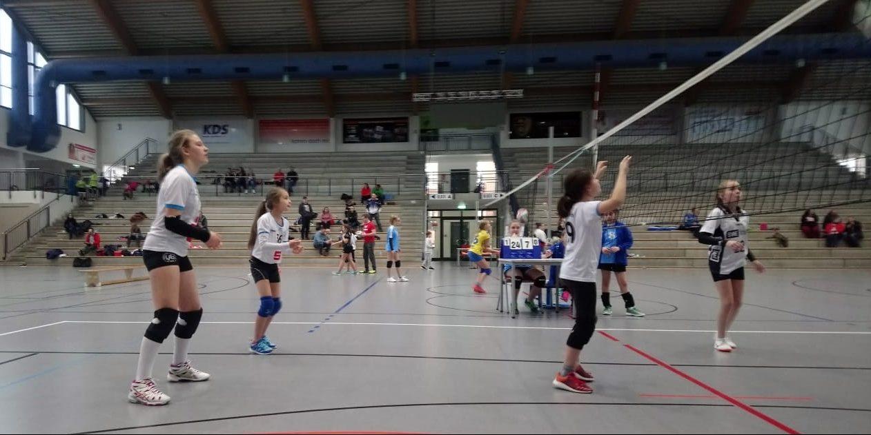VfB 91 Suhl U13: 2. Vorrunde in der Wiedigsburghalle Nordhausen