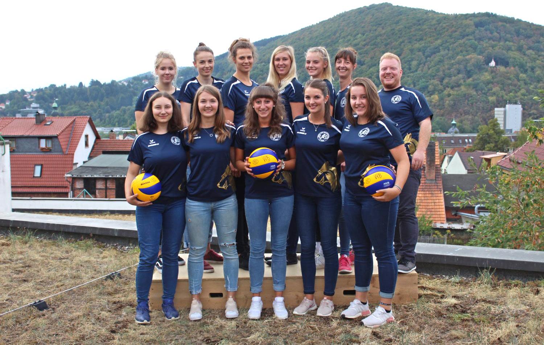 VfB 91 Suhl 2 . Team 2018-19