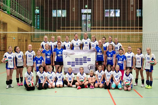 VfB 91 Suhl: Volleyball-Nachwuchs-Förderung